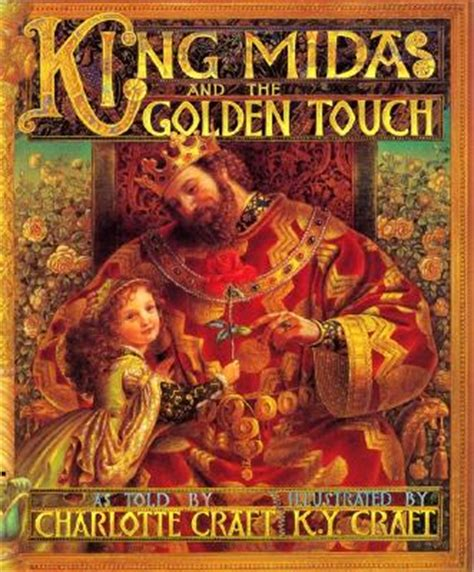 touch books king midas and the golden touch 9780688131661