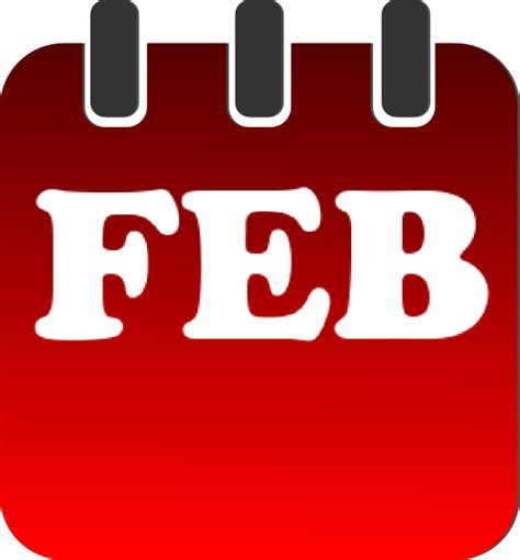 Clipart For February