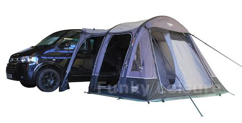 t4 drive away awning 2015 vango kela ii airbeam awning review funky leisure