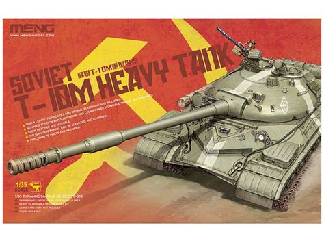 1 35 Soviet T 10m Heavy Tank 1 35 soviet t 10m heavy tank by meng hobbylink japan