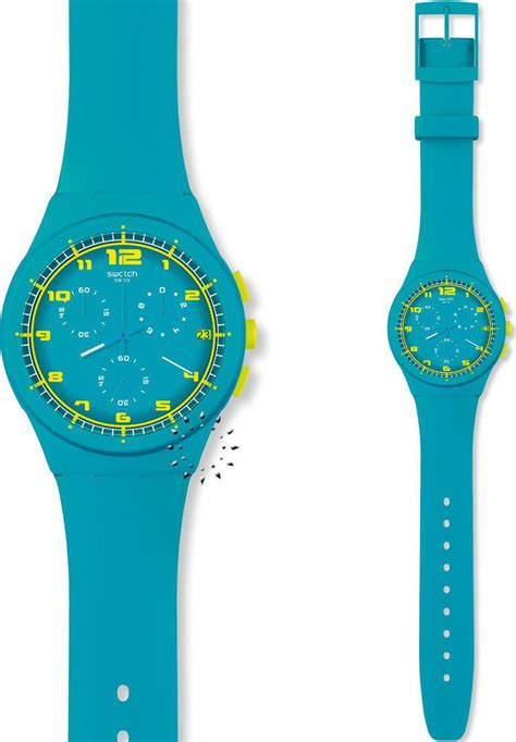 Swatch Chrono Plastik Susl400 swatch chrono plastic acid drop susl400 skroutz gr