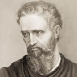 Michelangelo painter architect poet sculptor biography com