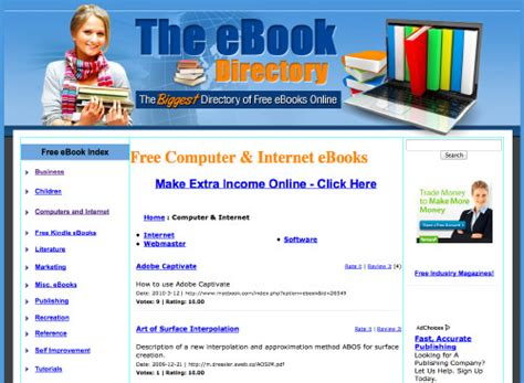 The Personal Mba Free Ebook by 20 Websites To Free Ebooks Part Iii Hongkiat