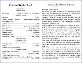 bulletin template church bulletin templates peerpex