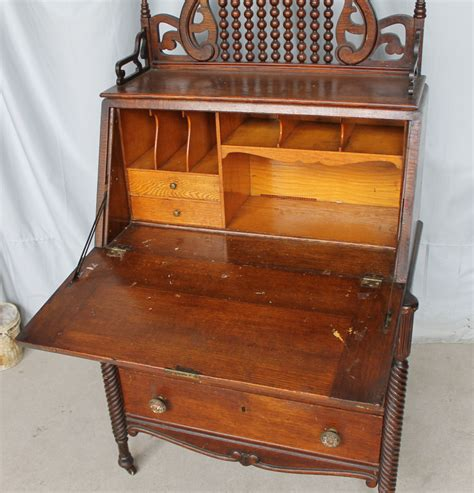 Bargain John S Antiques 187 Blog Archive Antique Oak Drop Antique Drop Front Desk