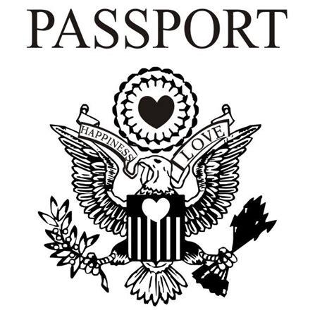 Wedding Clip Usa by Passport Wedding Rubber St Destination By Stoutonline
