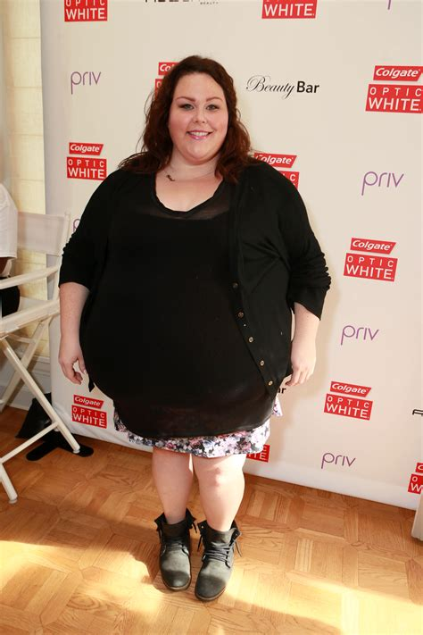weight loss chrissy metz photos height weight drama 100 before and