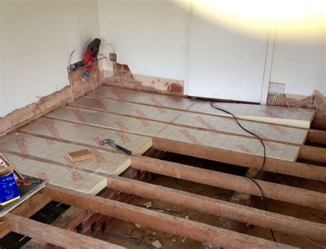 insulating under the floor a photo case study yougen blog yougen renewable energy made easy