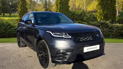 land rover velar blue used cars for sale grange