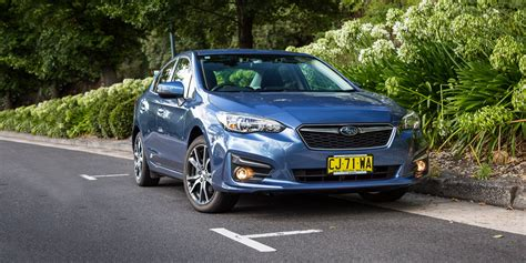 saabaru sedan 2017 subaru impreza 2 0i l sedan review caradvice