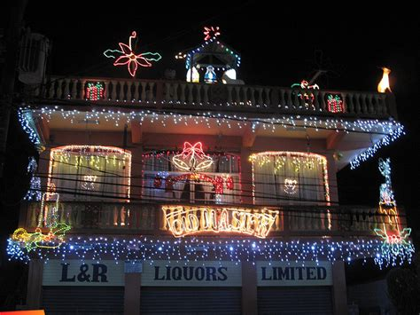 amazing christmas lights at the home of both cuello s and
