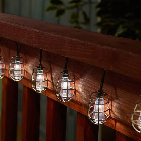 Smart Solar Solar 20 Light Lantern String Lights Reviews Solar String Lights