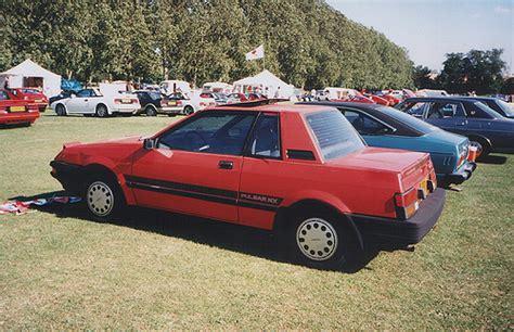 nissan pulsar 1983 mine was black 1986 model the nissan pulsar nx was
