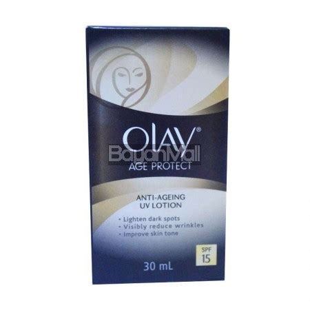 Olay Age Protect olay age protect anti ageing uv lotion spf15 30ml