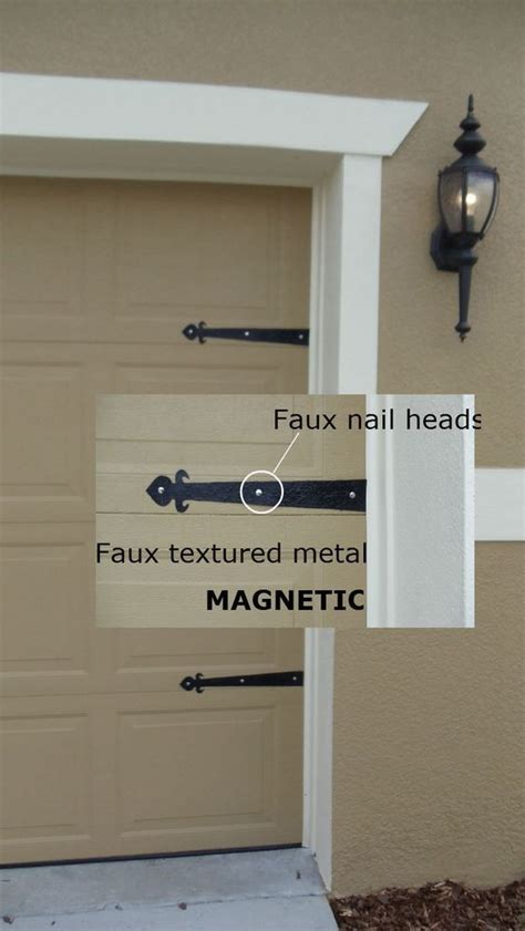 23 Best Images About Magnetic Decorative Garage Door Magnetic Garage Door Hardware