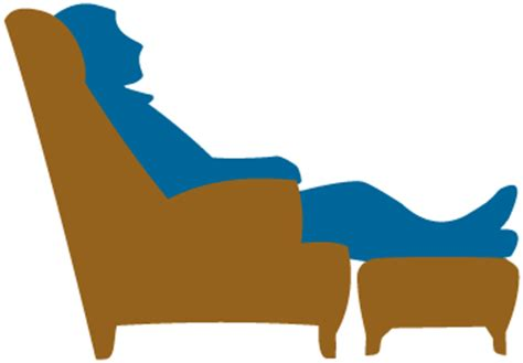 recliner clipart recliner chairs clip art home design photo