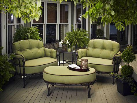 round wrought iron patio meadowcraft athens wrought iron cuddle lounge set athlcs