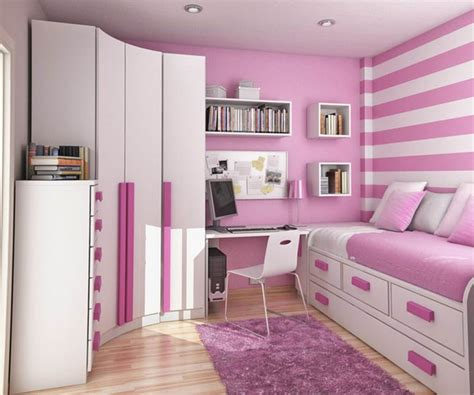 image pink girls bedroom bedrooms design pictures small