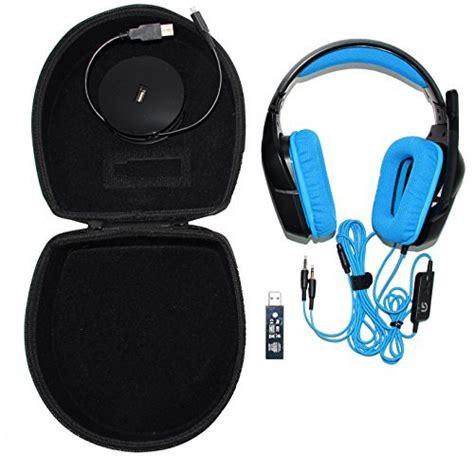 Logitech Headset Gaming G430 Berkualitas caseling for logitech wireless gaming headset g930 g430 g230 quot xbox one stereo