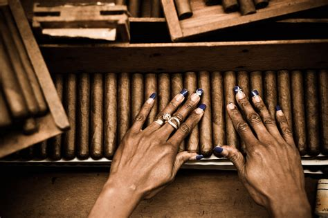 Handmade Factory - file handmade cigar production process tabacalera de