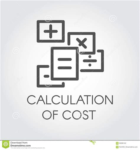Letter Of Credit Charges Calculation bookkeeper illustrations vector stock images