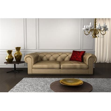 gold chesterfield sofa classic upholstered gold button tufted chesterfield sofa