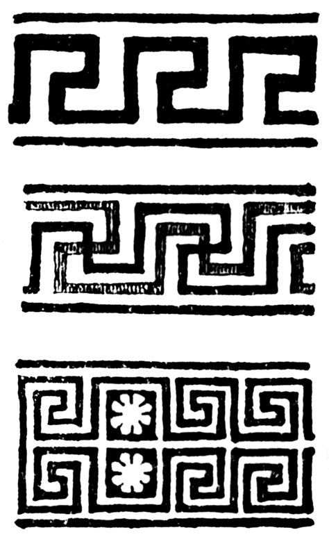 greek motifs greek symbols and motifs drewidhistory
