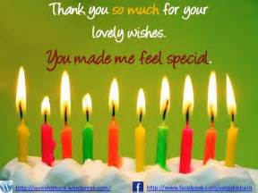 bday wish thanks msg birthday wishes thank you birthday pinterest