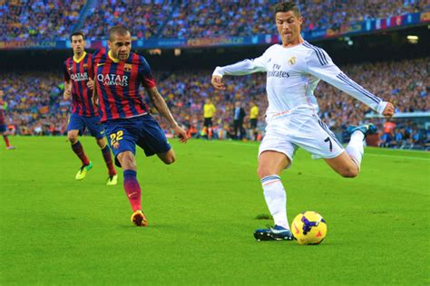 detiksport real madrid vs barcelona real madrid vs barcelona 3 1 highlights 25 10 2014