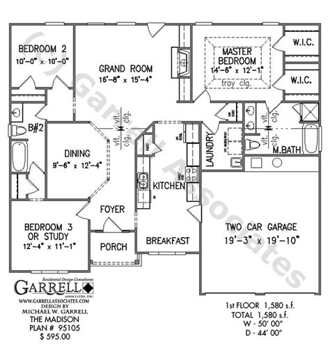 one madison floor plans madison house plan active adult house plans