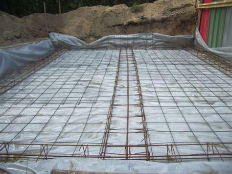 Construire Sa Piscine A Debordement 2123 by La Pr 233 Paration De La Chappe Et Le Ferraillage De La Piscine