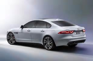 new jaguar cars 2015 2015 jaguar xf revealed