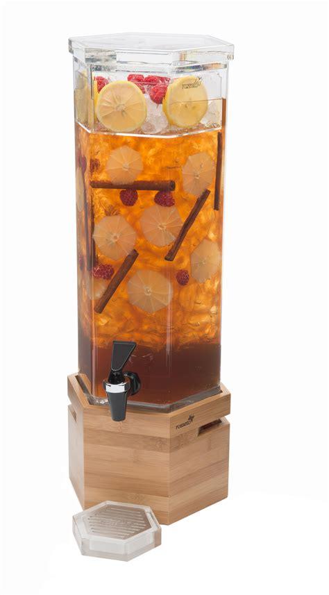 Honeycomb L Base by Rosseto Ld114 Honeycomb 2 Gallon Bamboo Base Beverage