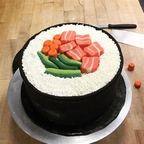 best 25 sushi cake ideas on sushi cupcakes