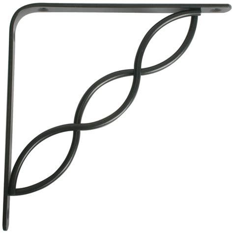 decorative shelving brackets decorative shelf bracket concord 6 inch in shelf brackets