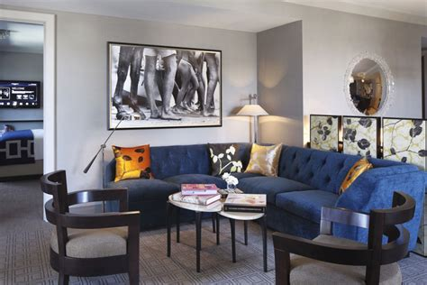 art for interior designers the cosmopolitan in las vegas by rockwell group