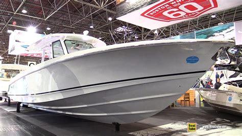 boston whaler walkaround boats 2018 boston whaler 380 outrage fishing boat walkaround