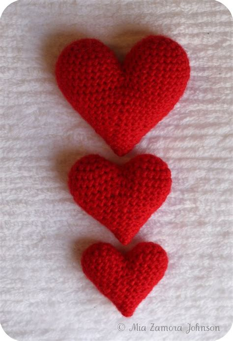 crochet pattern heart applique heart crochet patterns easy crochet patterns