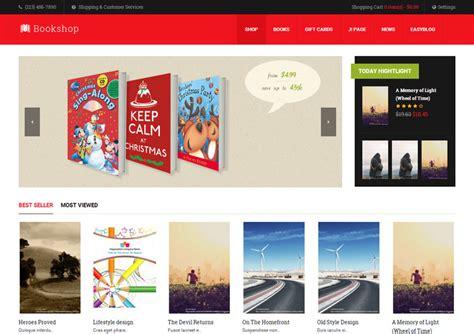 best joomla ecommerce templates 5 best responsive joomla ecommerce templates