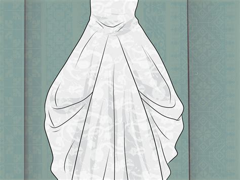 Point One Dress 3 ways to bustle a gown wikihow