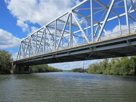 Calendar 63 Cook County Bridgehunter 127th Bridge