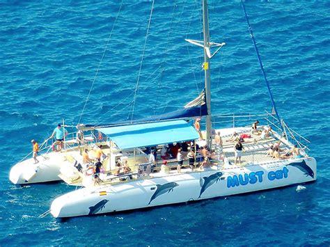 catamaran delfin playa gran canaria mejores paseos en barco en tenerife