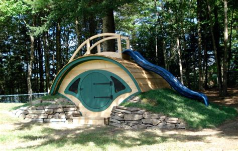 unique backyard playsets outdoor furniture design and ideas