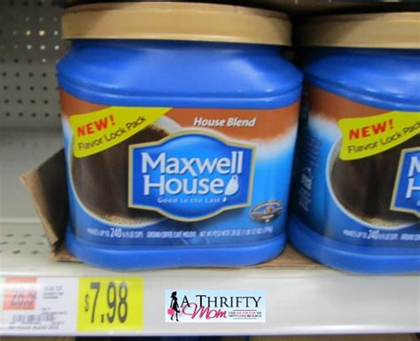printable maxwell house coupons 2014 maxwell house coffee only 6 98 at walmart new printable
