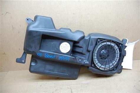 porsche 996 subwoofer 97 04 porsche boxster 911 996 left door speaker woofer