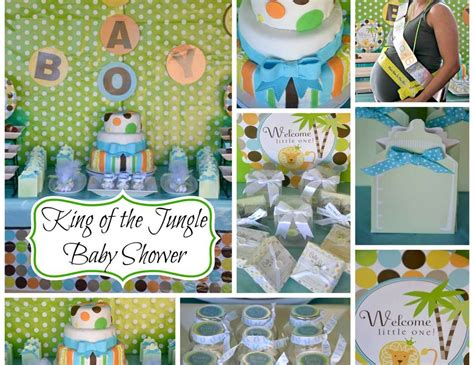 Shower Cing by Baby Shower Quot King Of The Jungle Baby Shower Quot Catch