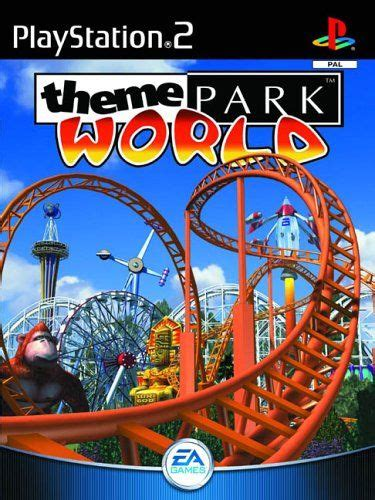 theme park ps3 theme park world ps2 sony playstation 2 amazon co uk