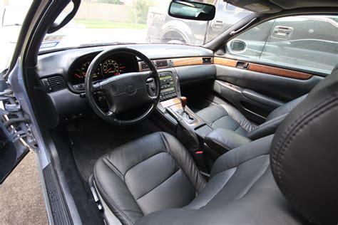 black lexus interior tx 1998 millennium silver sc400 1uz fe vvti 290hp rare