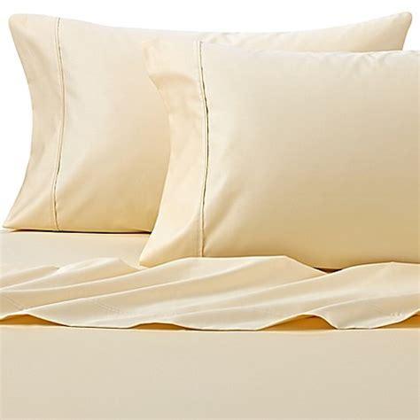 perfect touch 625 thread count sheet set bed bath beyond buy wamsutta 174 625 thread count pimacott 174 twin xl sheet set