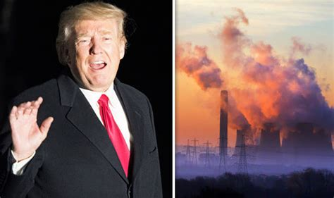 donald trump climate change donald trump declares huge u turn on us involvement in